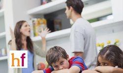 Las relaciones de la pareja, claves en la educación de los hijos