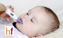 La gripe en los niños: manifestación, prevención y cuidados