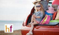 Trucos para organizar las maletas de una familia en vacaciones