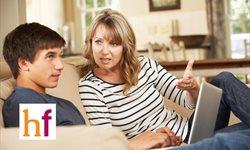 Cómo hablar con nuestros hijos adolescentes