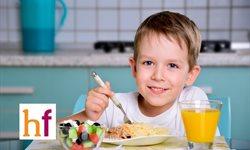 Educación nutricional: buenos hábitos desde niños