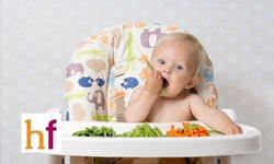 Cómo estimular los sentidos del bebé