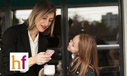 Cuando el smartphone compite con los hijos