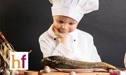 Ideas para que los niños prueben nuevos platos