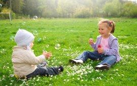 Primeros amigos en Educación Infantil