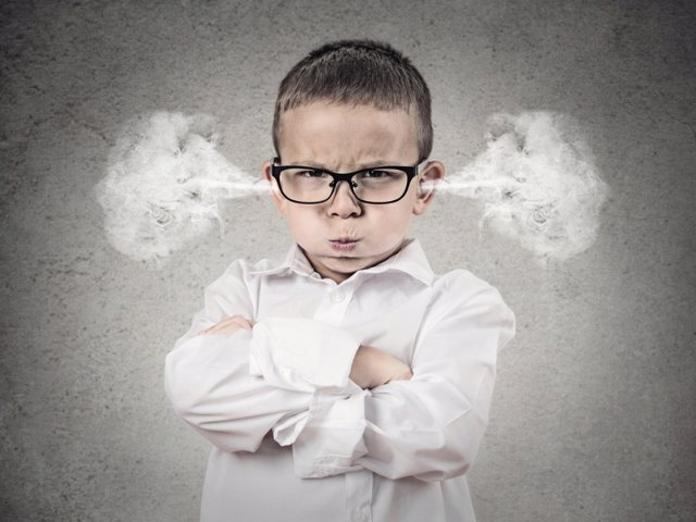 Niños consentidos, adolescentes agresivos