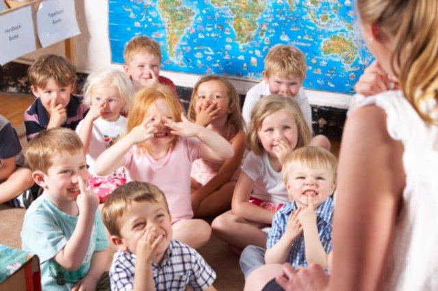 Adaptación de los niños al colegio