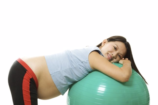 El deporte durante el embarazo