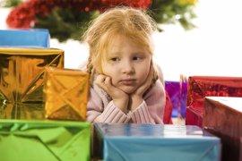 Los efectos del exceso de regalos en los niños