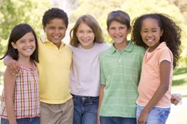 La importancia de la amistad en la niñez