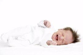 Causas del llanto del bebé