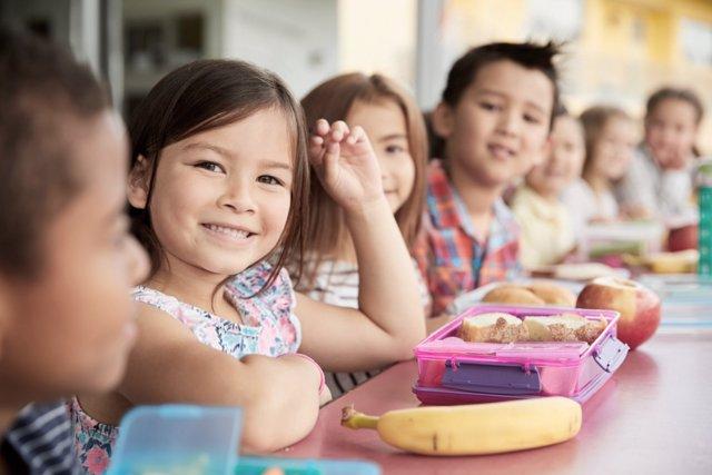 Una buena nutrición garantiza un mejor rendimiento escolar