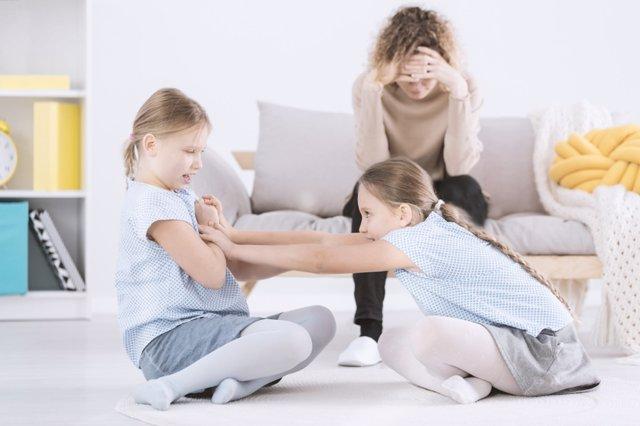 Ideas para gestionar las peleas entre hermanos