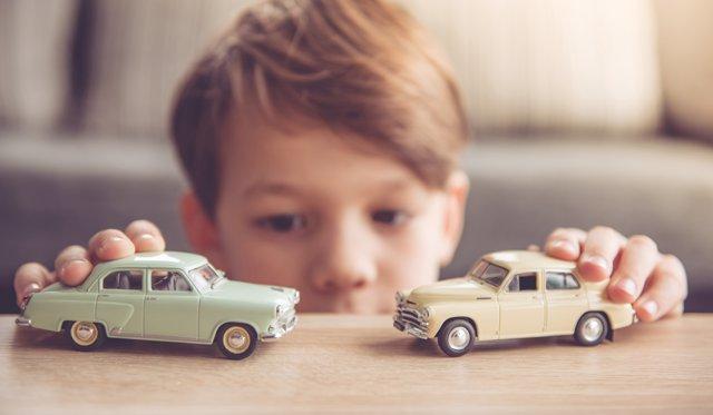El desarrollo infantil y la importancia del juego