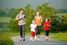 El ejercicio en la infancia