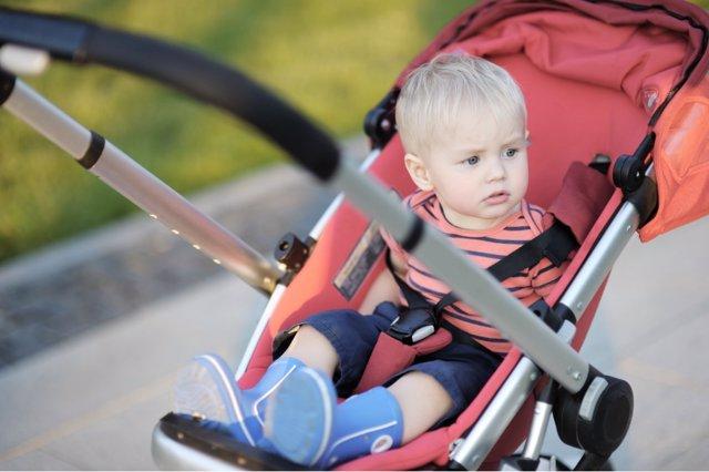 Beneficios del paseo con el bebé