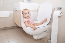 Cómo quitar el pañal al bebé