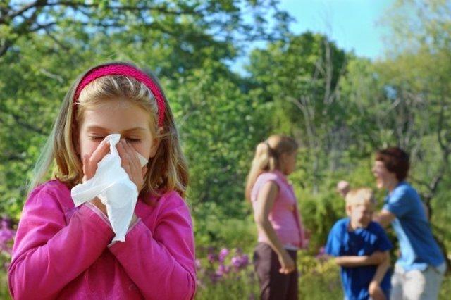 Alergia, aliviio con terapias naturales