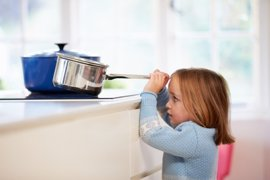Prevenir accidentes infantiles en el hogar