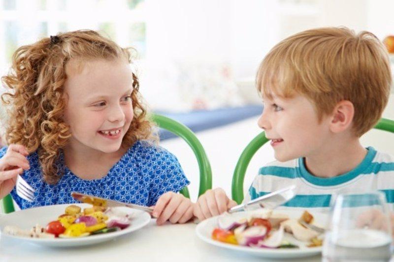 Por Qué Es Bueno Enseñar A Los Niños A Montar En: Modales En La Mesa Para Niños