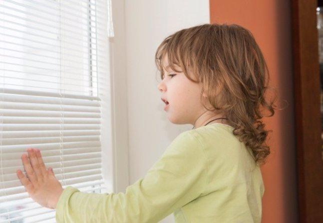 Niños que se quedan solos en casa