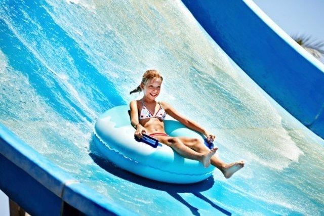 Parques acuáticos para niños