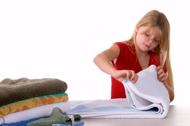 Los encargos hacen responsables a los niños