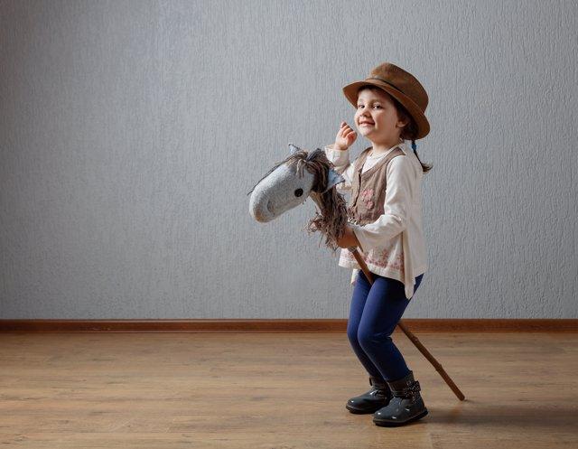 El juguete ideal es el adaptado a la edad de los niños