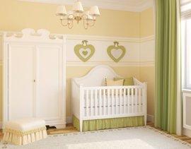 Tendencias para decorar la habitación de tu bebé