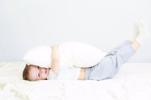 Los pretextos de los niños para no dormir