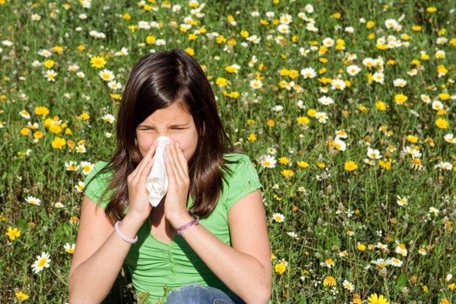 Alergia al polen, síntomas, tratamiento, rinitis alérgica