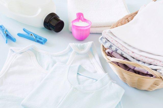 Cómo lavar los pañales de tela