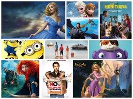 10 películas para niños que ver en familia