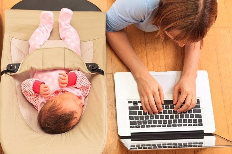Casi la mitad de los padres modifica sus condiciones de trabajo por sus hijos
