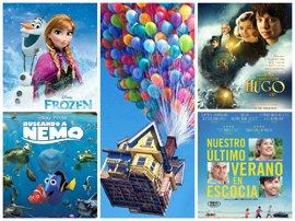 10 películas con valores familiares para niños