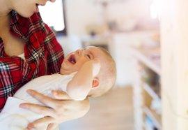 Remedios para los cólicos del bebé lactante