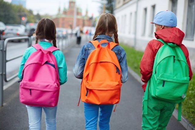 Cómo organizar la mochila escolar