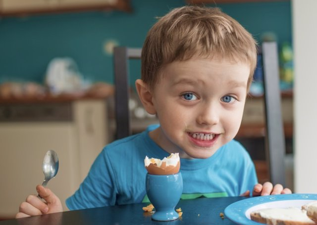 10 Mitos Sobre El Consumo Infantil De Huevos