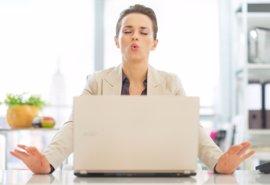 Vivir para trabajar: el síndrome de Burnout