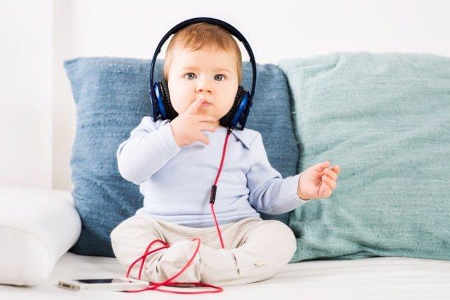 La importancia de la música en el primer año del bebé
