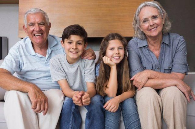 Cómo ser un buen abuelo