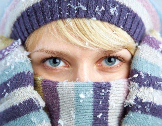 La salud de los ojos en invierno