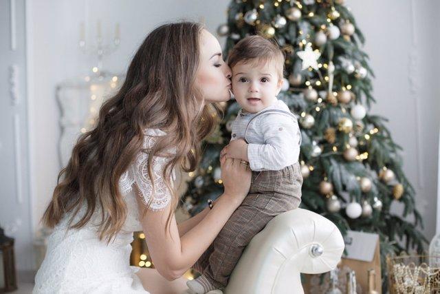 Buenos propósitos de papá y mamá para el Nuevo Año