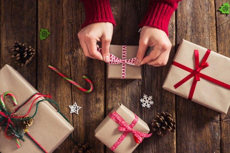Regalos de navidad ideas originales para envolver - Paquetes originales para regalos ...