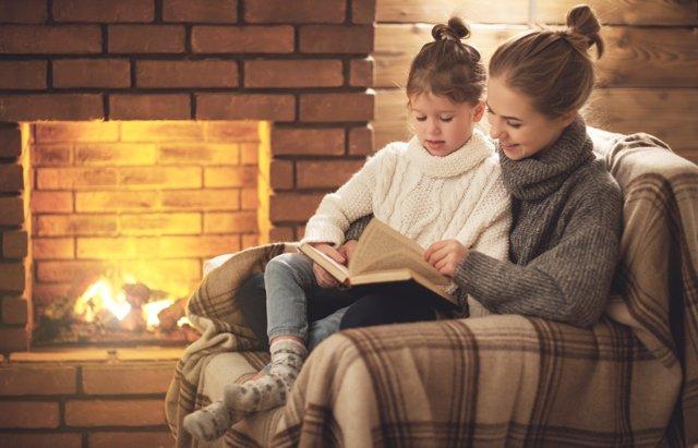 Libros para enamorar con su lectura en Navidad