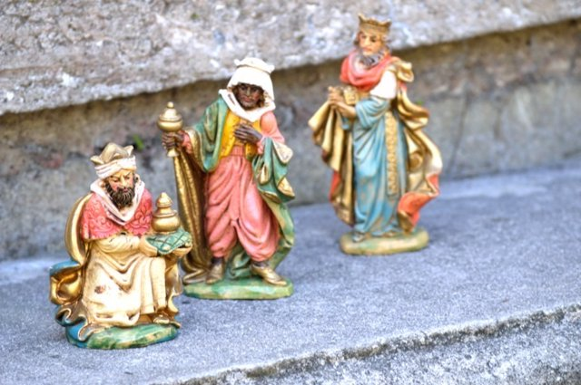 La verdad sobre los Reyes Magos