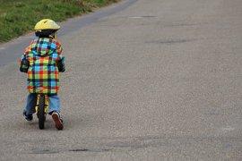 Cómo evitar el sedentarismo en niños menores de cinco años