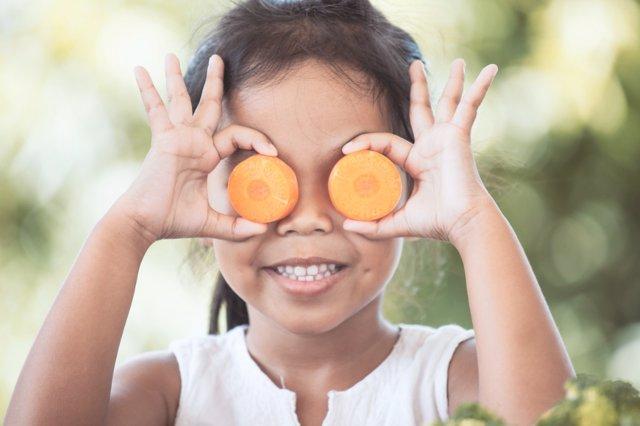 La importancia de comer frutas y verduras