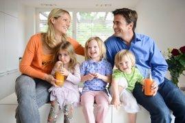 Los beneficios de crecer en una familia sana se notan en la vida adulta