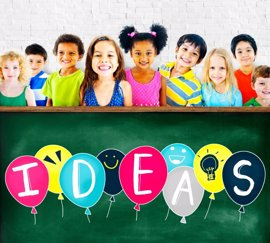 La creatividad en la infancia fomenta el emprendimiento